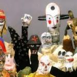 collezione burattini paul klee